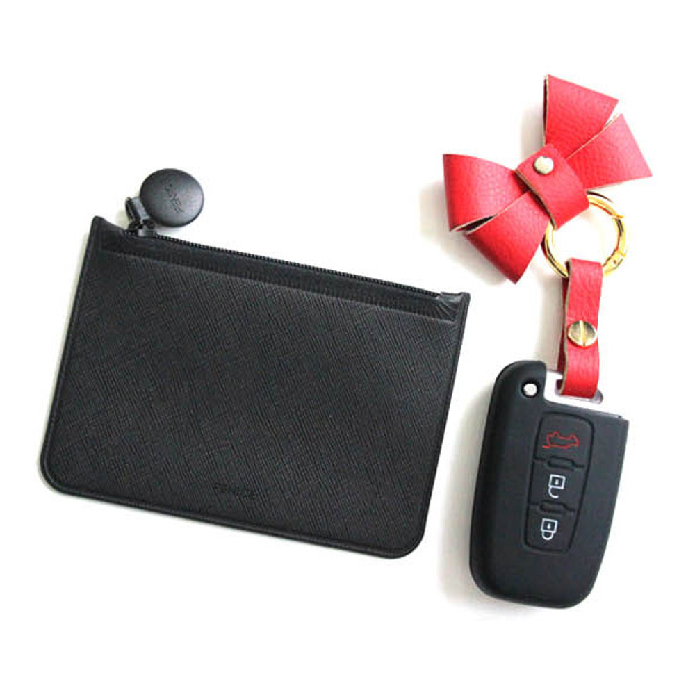 Example of use - Fenice Premium PU seamless small pouch bag