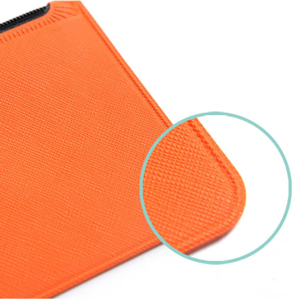 Seamless pouch - Fenice Premium PU seamless small pouch bag