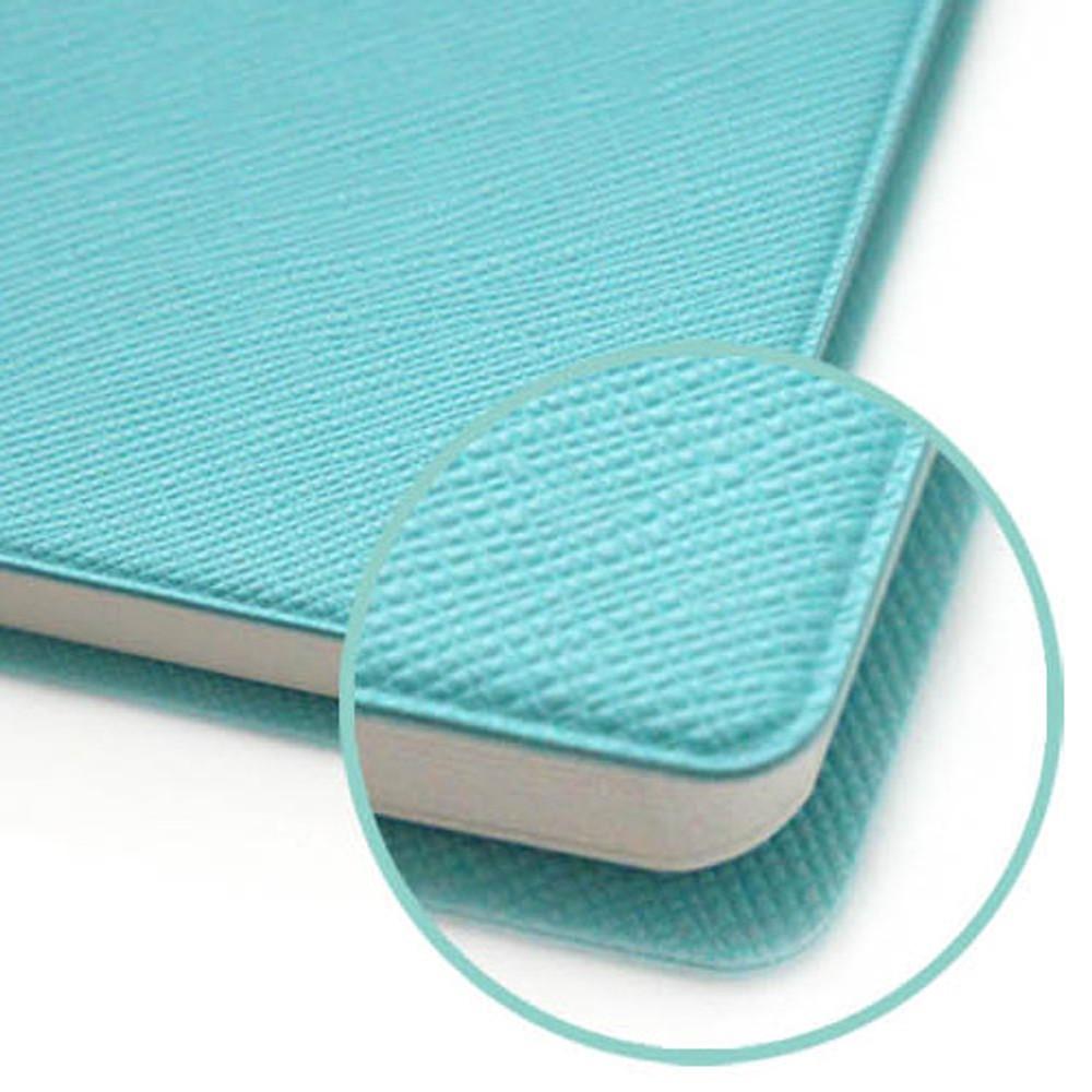 Seamless PU cover - Fenice Premium business PU soft cover medium dotted notebook