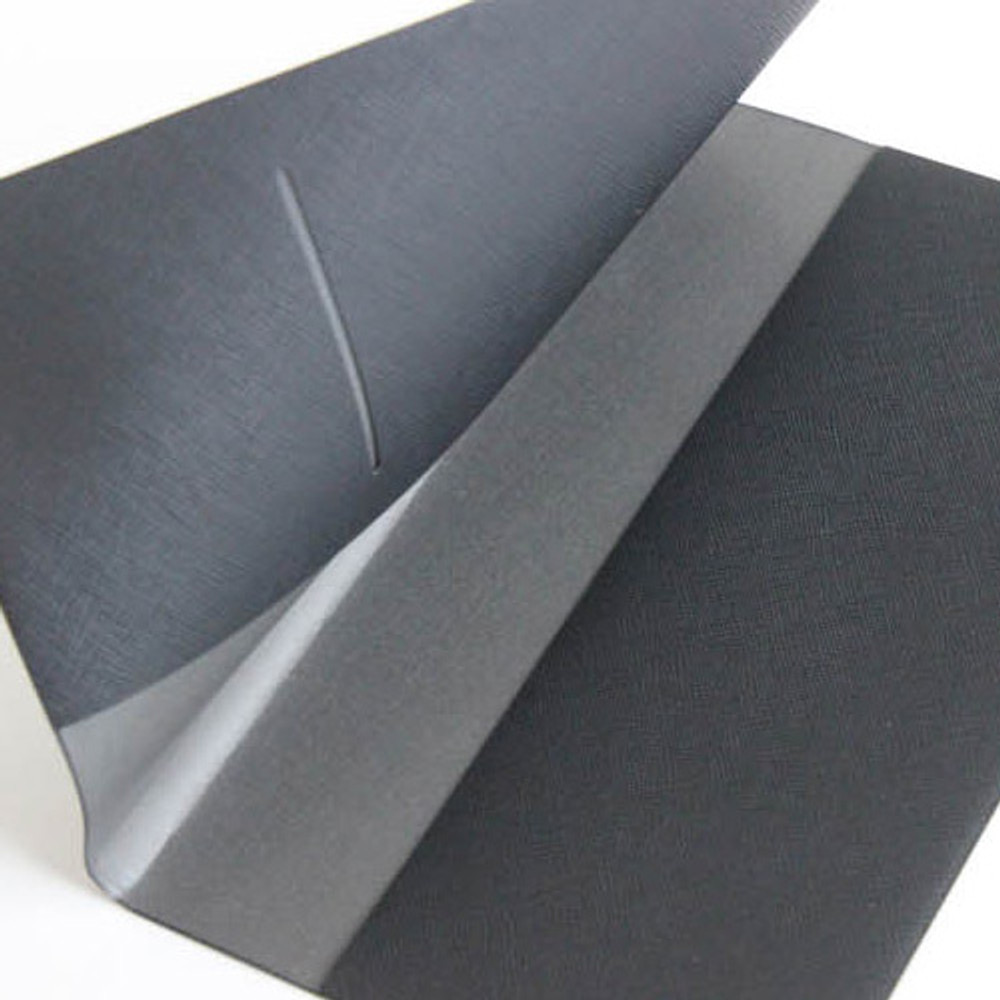 Inner pocket - Fenice Premium business PU soft cover medium dotted notebook