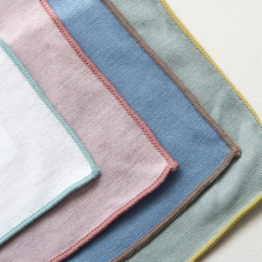 Cool fabric - Gunmangzeung Oui around'D fabric summer blanket ver3