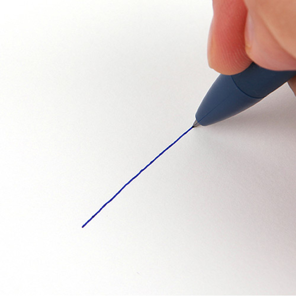 Blue - Dailylike Comfortable yours for life 0.38mm gel pen