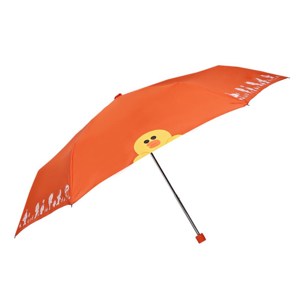 Monopoly Line friends ultralight 3 layer umbrella