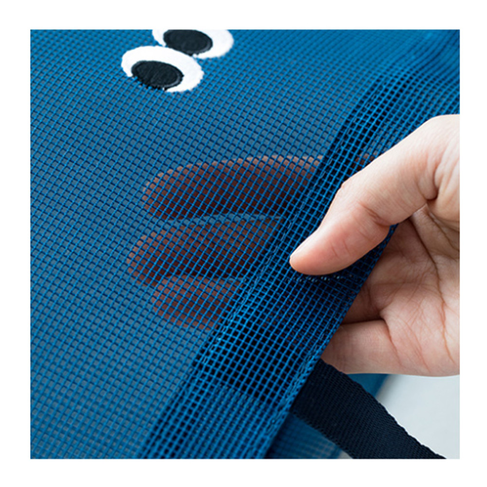 Mesh material - Livework Som Som stitch mesh tote bag ver2