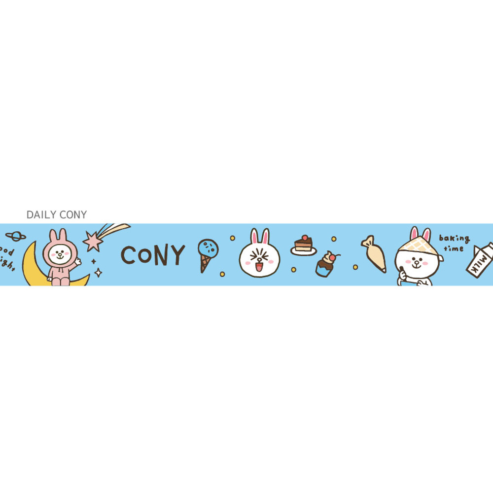 Cony - Monopoly A day of Line friends neck strap