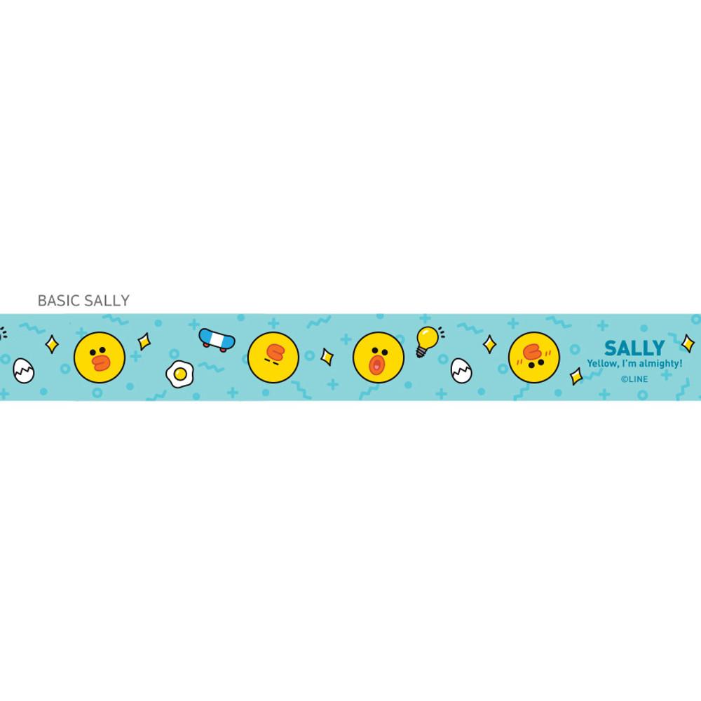 Sally - Monopoly Line friends basic neck strap