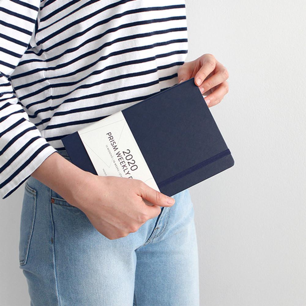 Indigo 2020 Prism dated weekly planner notebook