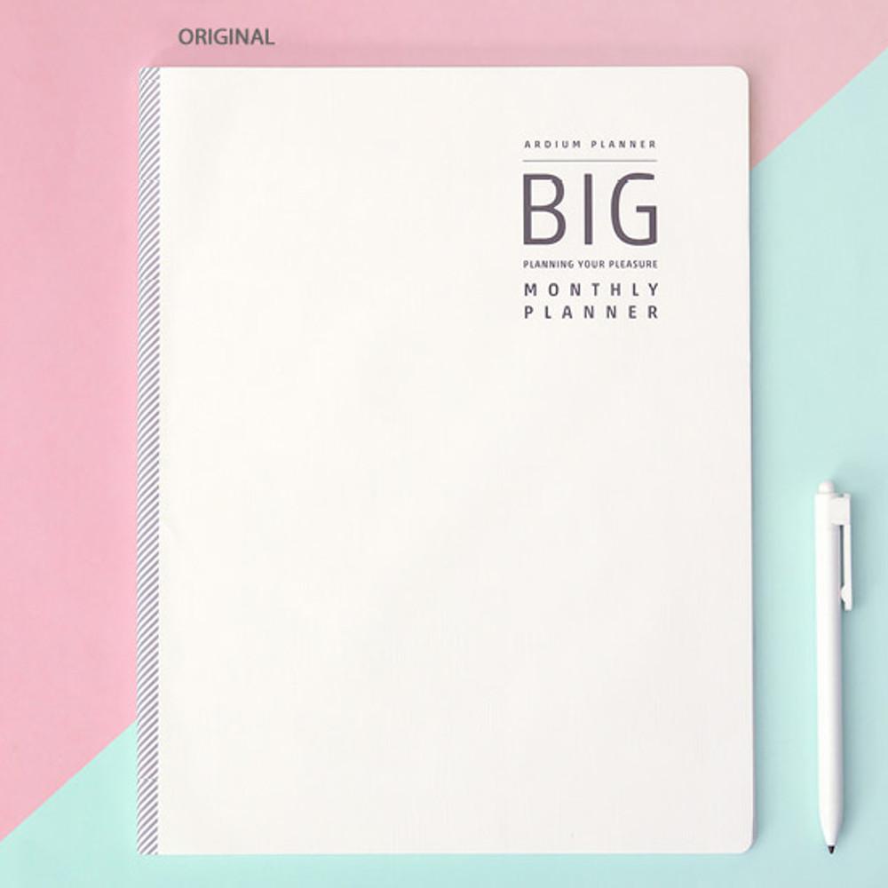 Original - Ardium 2020 Big dated monthly planner scheduler