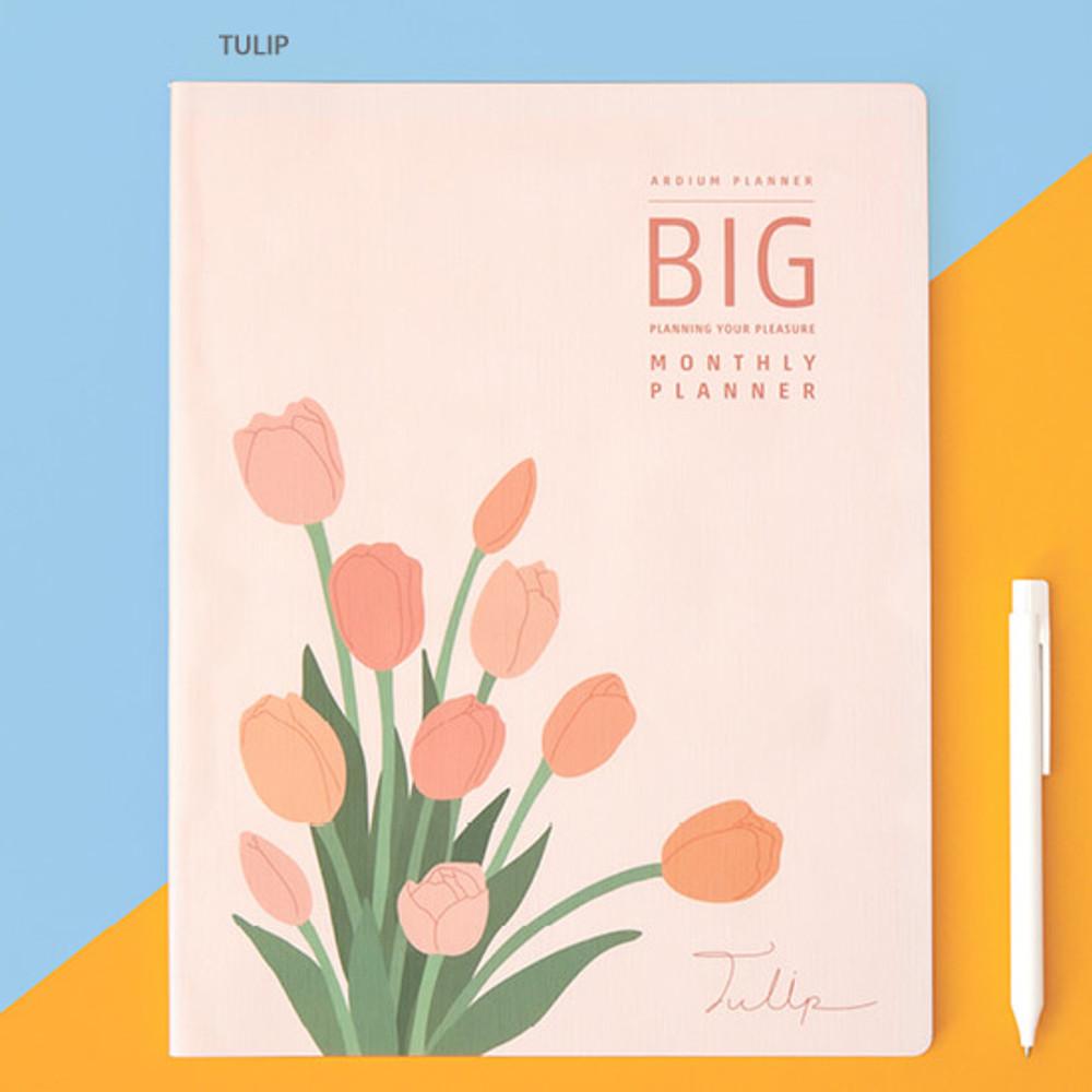 Tulip - Ardium 2020 Big dated monthly planner scheduler