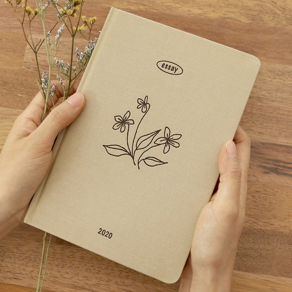 PAPERIAN 2020 Essay special B6 hardcover dated weekly agenda