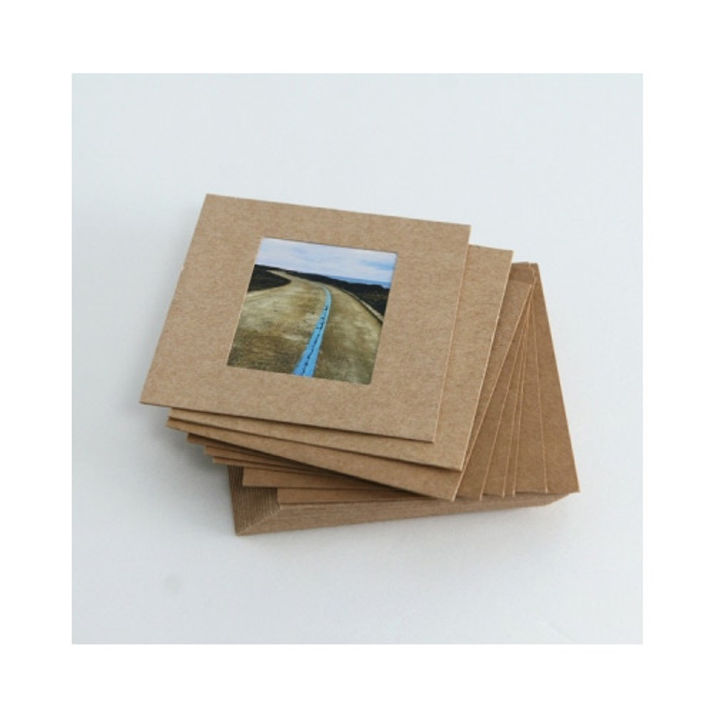 Instax mini photo frame - Kraft