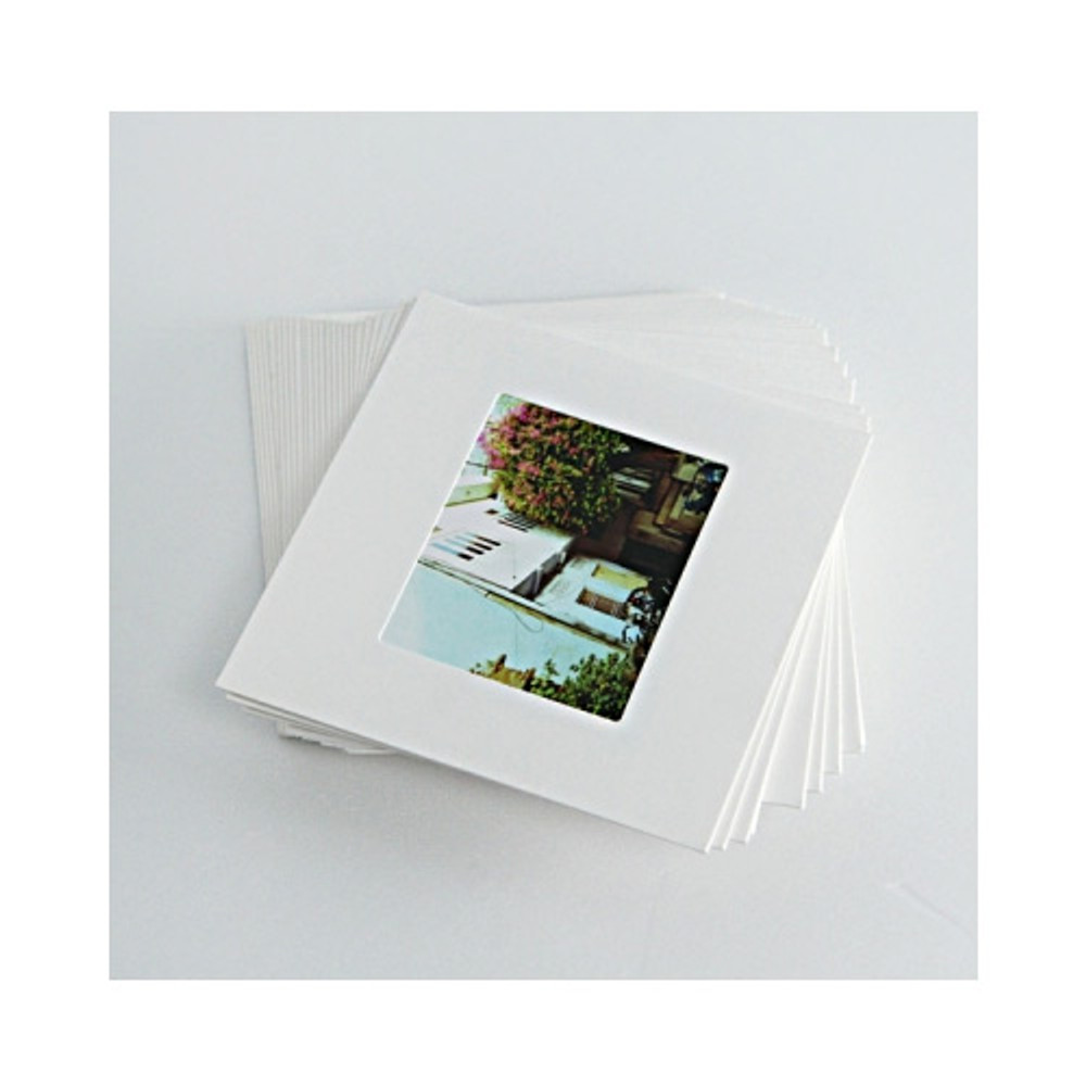 Instax mini photo frame - White