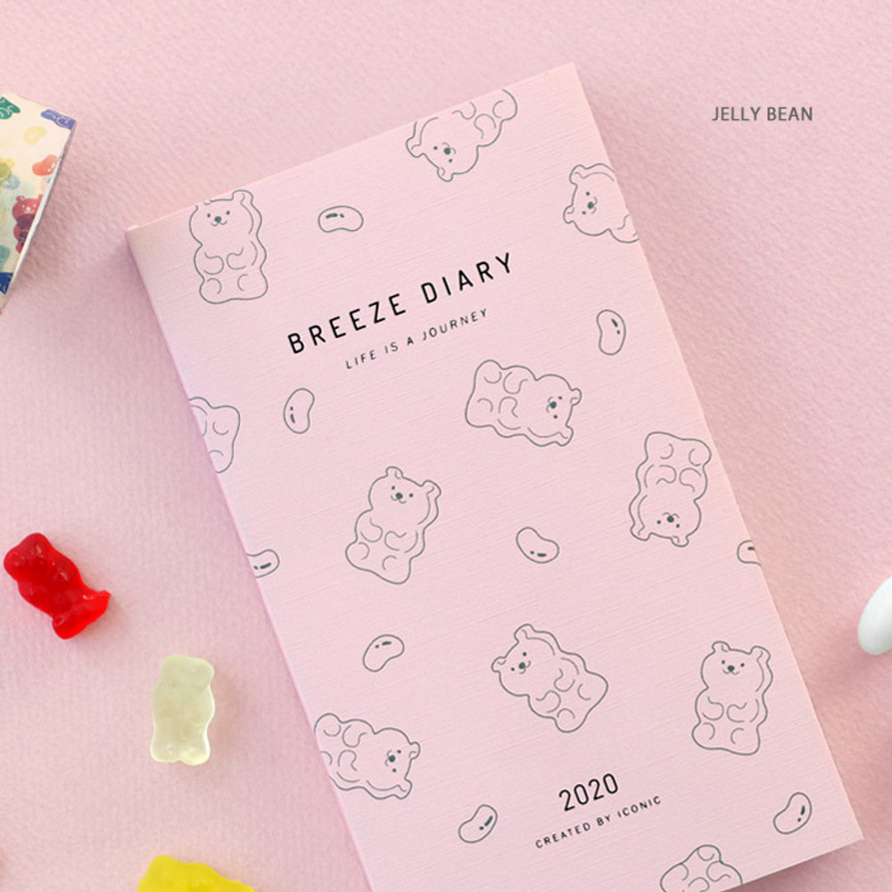 Jelly bean - 2020 Life is a journal breeze dated weekly diary