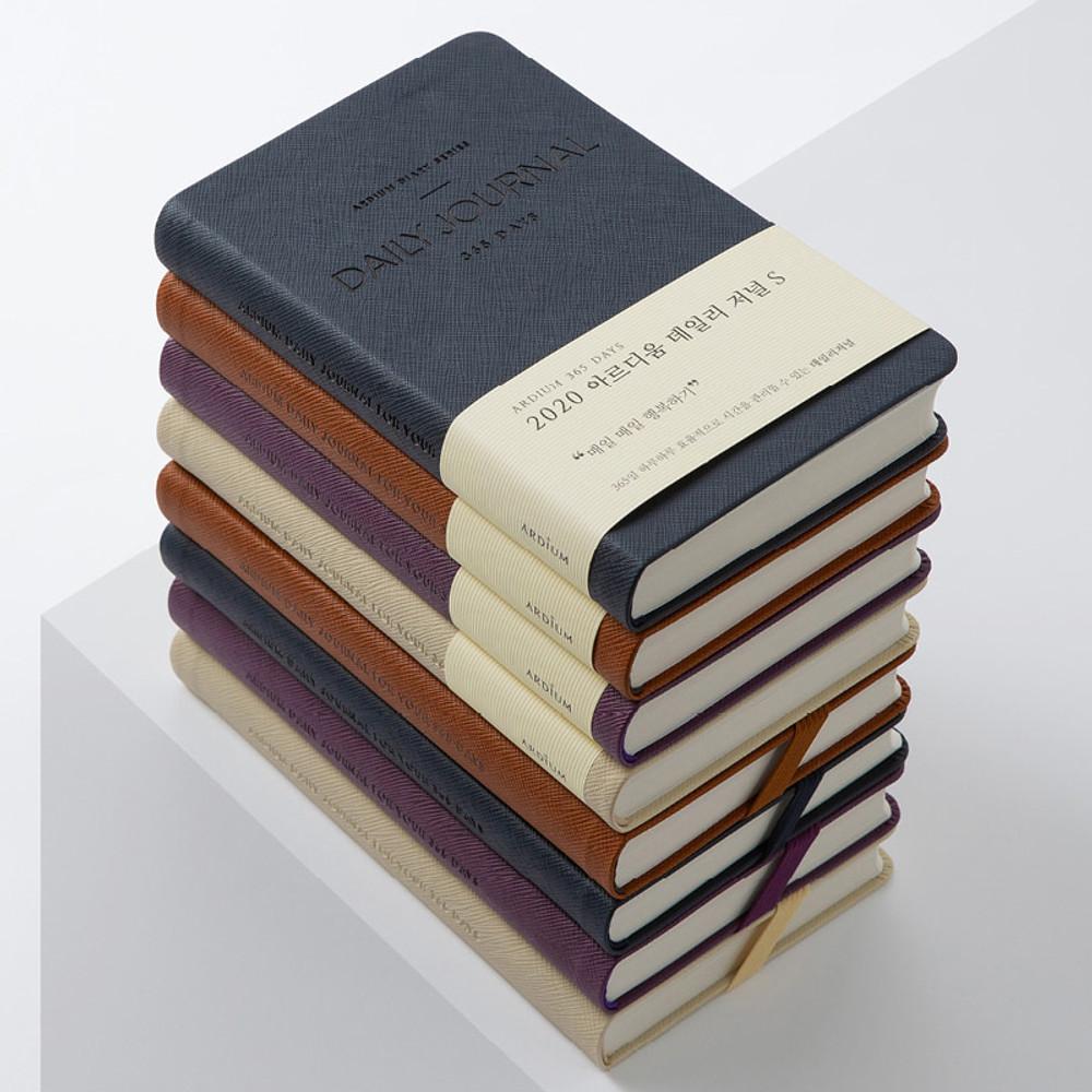 Ardium 2020 365 days small dated daily journal diary