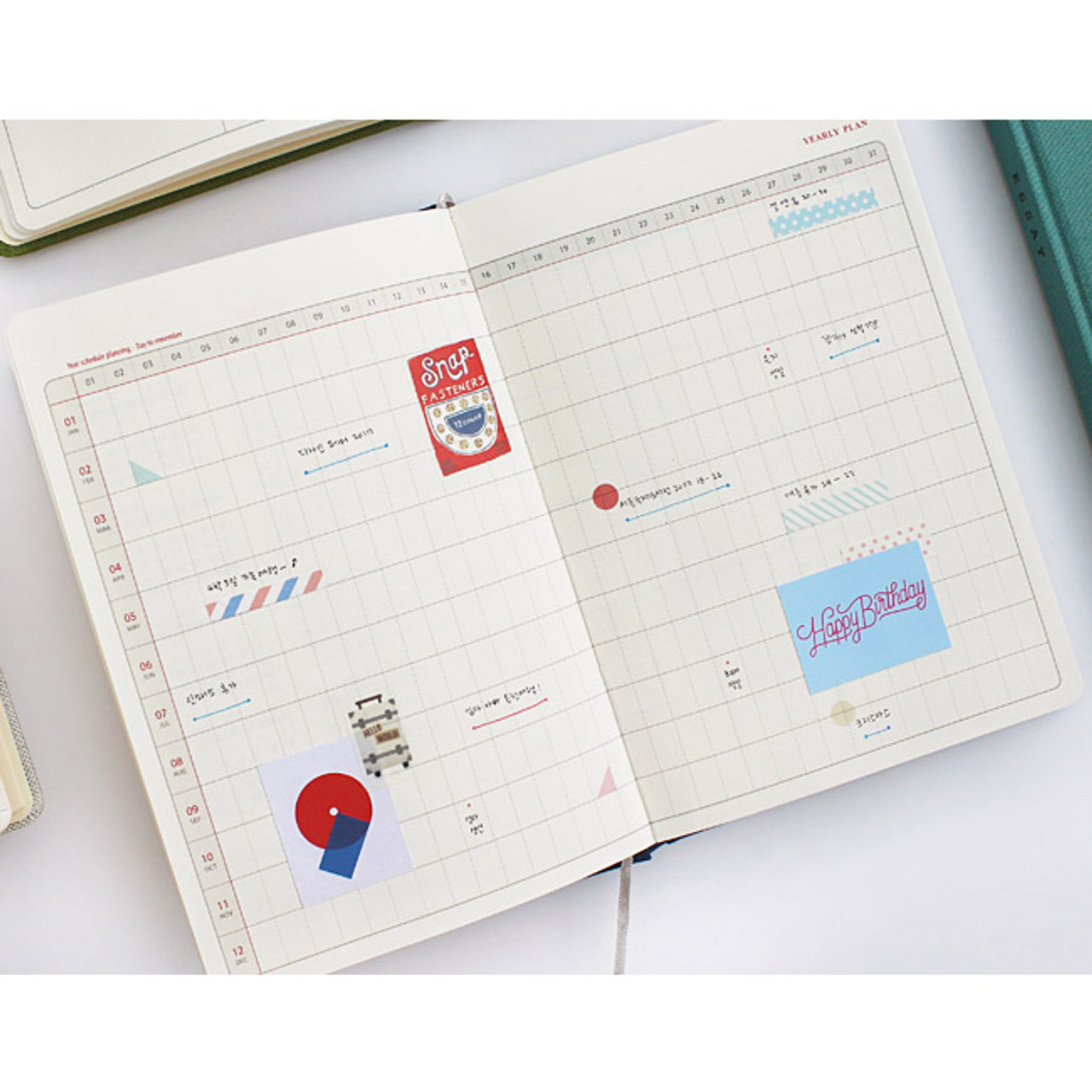 Paperian My Real Story Essay Undated Diary  Fallindesign Yearly Plan   Paperian My Real Story Essay Undated Diary