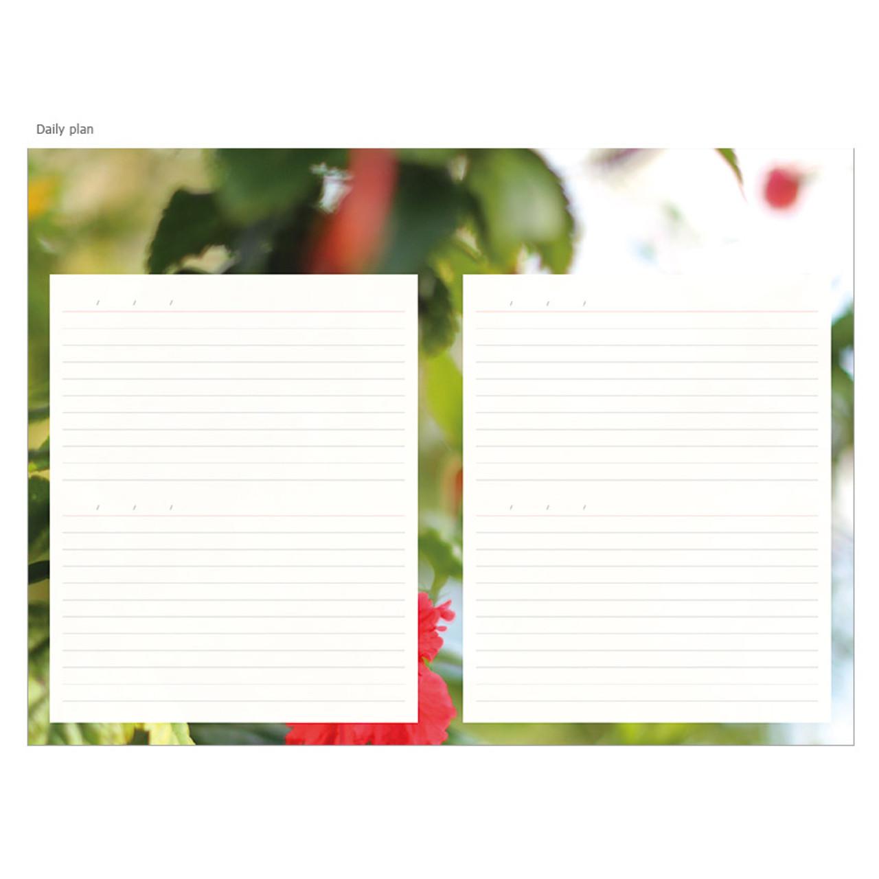 indigo my essay photography undated daily diary planner fallindesign