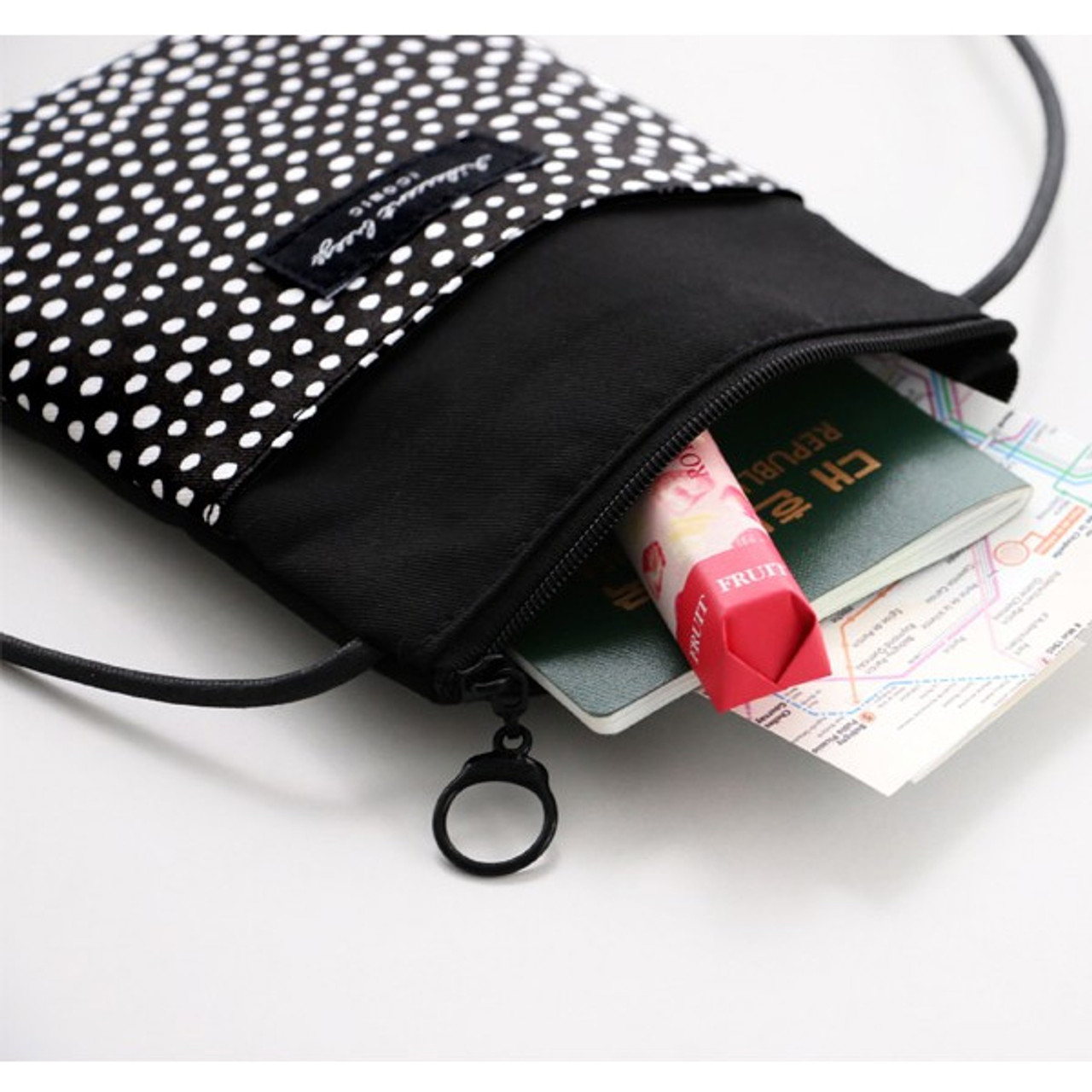 ICONIC Comely pattern small crossbody bag - fallindesign fcce8c8fcbb52
