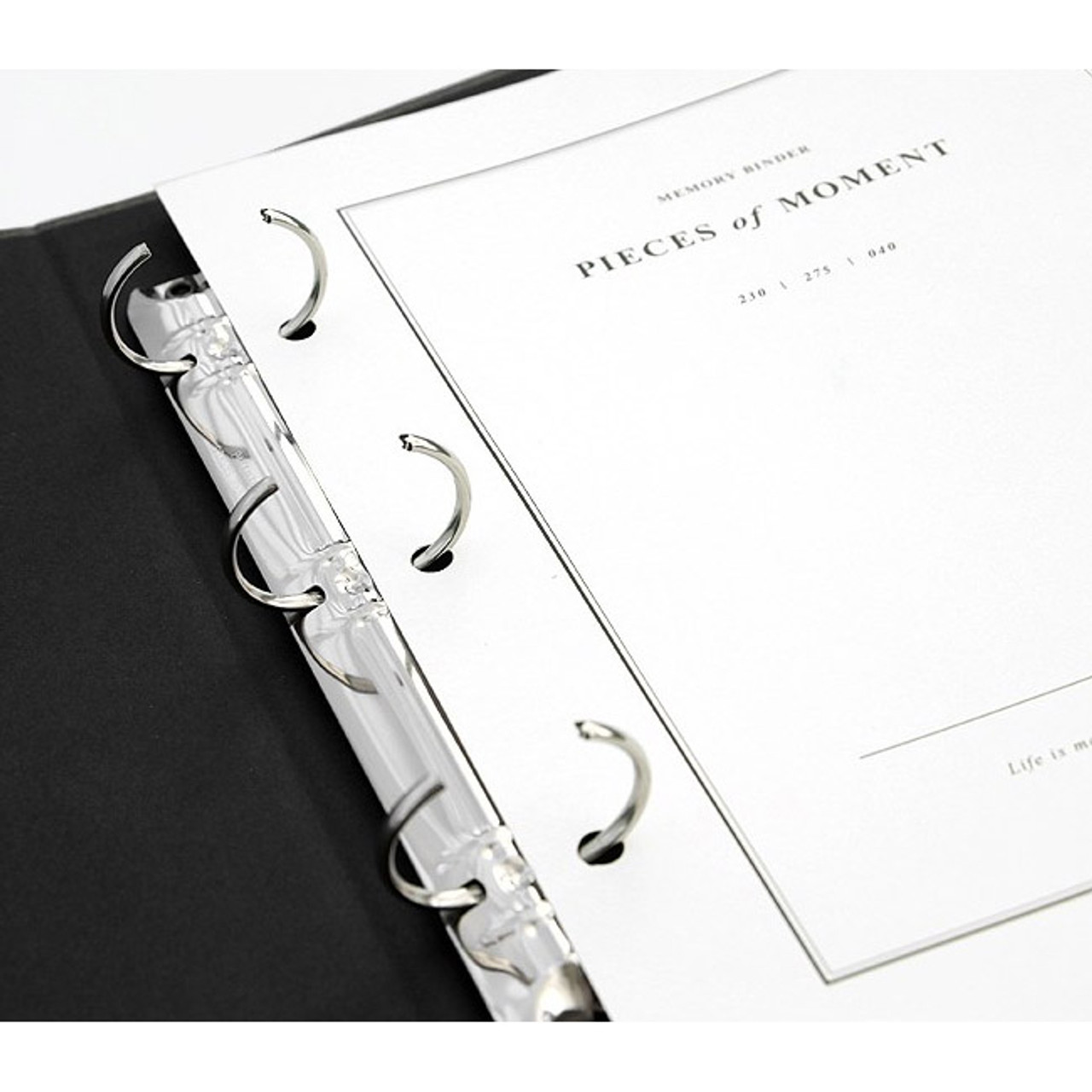iconic piece of moment memory 3 ring binder fallindesign