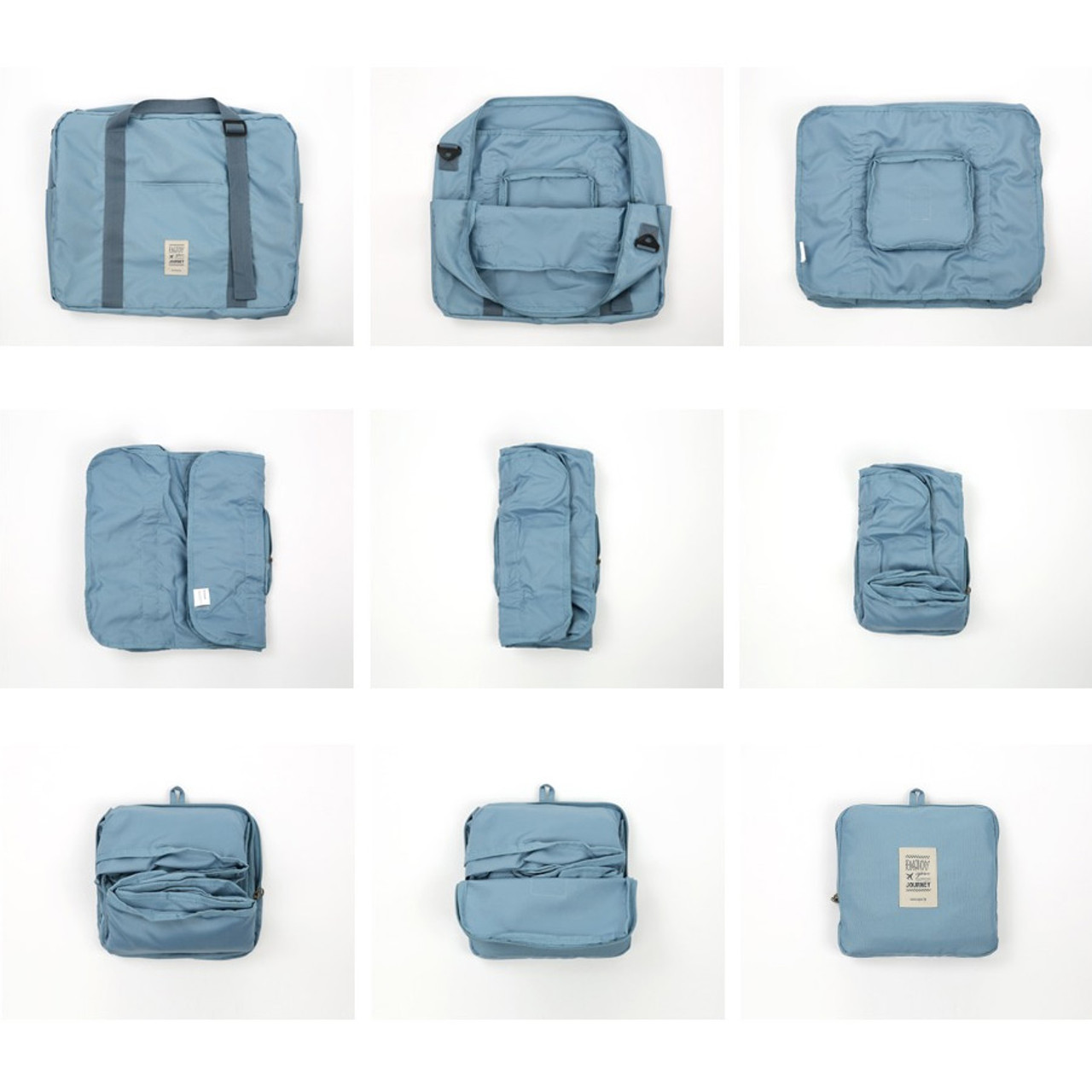 Monopoly easy carry small travel foldable duffle bag jpg 900x900 Small  travel 8f453d6ddc4d6