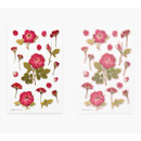 Appree Mini rose press flower deco sticker