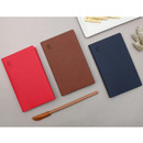 Bookfriends ABC small grid notebook