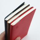 Bookmark - Bookfriends ABC large grid notebook