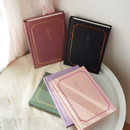ICIEL Under the moonlight dateless daily diary journal ve3