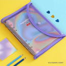 Hologram - Second Mansion Retro A5 6-ring dateless weekly diary planner