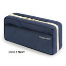 Uncle Navy - Monopoly Mellow M-pocket zipper pencil case pouch