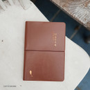 Coffee brown - ICIEL 2020 Recording today dated weekly diary planner