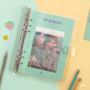 Mint - Second Mansion Moment A5 6ring dateless weekly diary planner