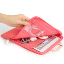 Monopoly Air mesh extra large iPad zipper tote pouch bag