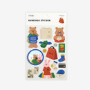 Package - Dailylike Shopping removable paper deco sticker