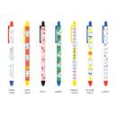 Option - ROMANE Brunch brother print 0.38mm black ballpoint pen