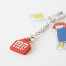 ROMANE Brunch Brother Donat Donat Acrylic keyring keychain