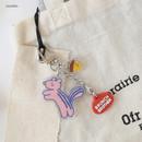 Squirrel - ROMANE Brunch Brother Donat Donat Acrylic keyring keychain