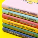 Ardium Color point 128 days dateless study planner