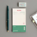 Review - Iconic Dual sticky notepad 40 sheets