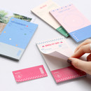 Iconic Dual sticky notepad 40 sheets