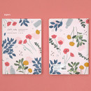 Poppy - Ardium Soft medium lined notebook 128 pages
