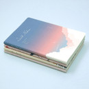 Ardium Soft large lined notebook 128 pages