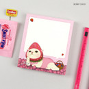 Berry Choo - Jetoy choo choo cat memo notes writing pad ver2