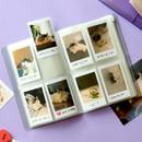 Jam Studio Moa Moa slip in pocket photo name card album