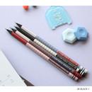 no.1 - Oh-ssumthing O-ssum black 2B pencil set of 4
