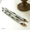 no.3 - Oh-ssumthing O-ssum natural 2B pencil set of 4