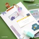 Illustration 1 - Oh-ssumthing O-ssum colorchip deco craft sticker set