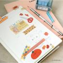 Illustration 2 - Oh-ssumthing O-ssum colorchip deco craft sticker set