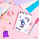 Shapes 1 - Oh-ssumthing O-ssum colorchip deco craft sticker set