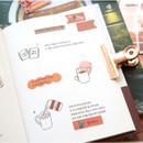 Shapes 2 - Oh-ssumthing O-ssum colorchip deco craft sticker set