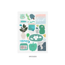 Avocado - Oh-ssumthing O-ssum sticker for decoration ver2